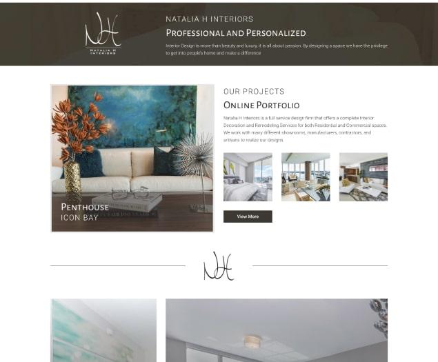 Natalia H Interiors