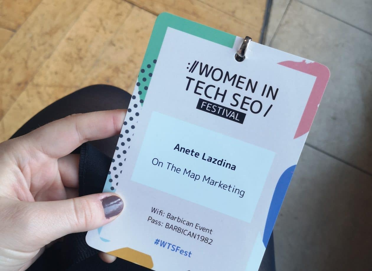 My Experience at the Women in Tech SEO Festival – 2020 London