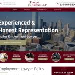 Thorpe & Hatcher LLP Website