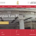 Gorguis Law Firm Website