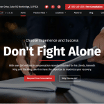The King Law Firm Website