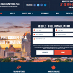 The Hillier Law Firm, PLLC Website