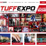 Tuff Expo Website