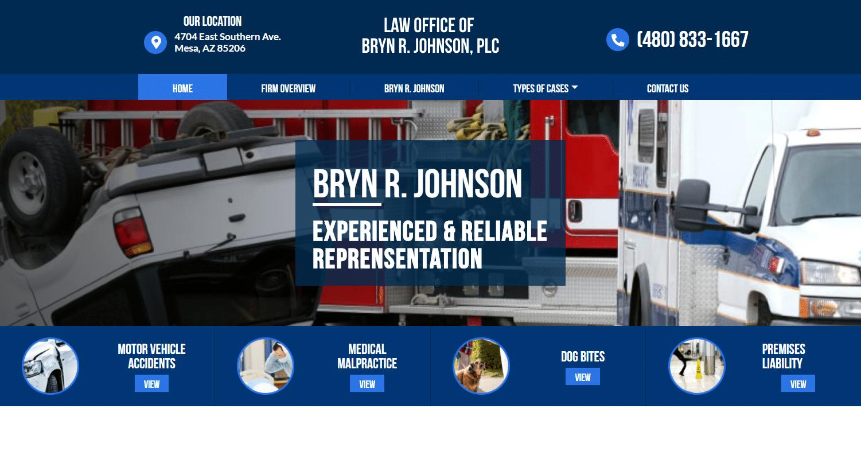 Law Office of Bryn R. Johnson, PLC