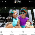 Koukla Kouture Website