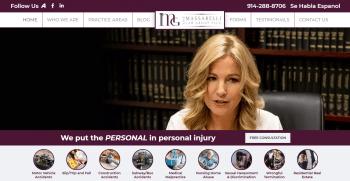 The Massarelli Law Group PLLC Web Design
