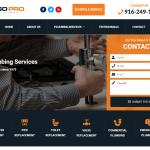 Go Pro Plumbing Website