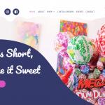 The Sweet Spot Website