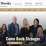 Fasig & Brooks Law Offices Website
