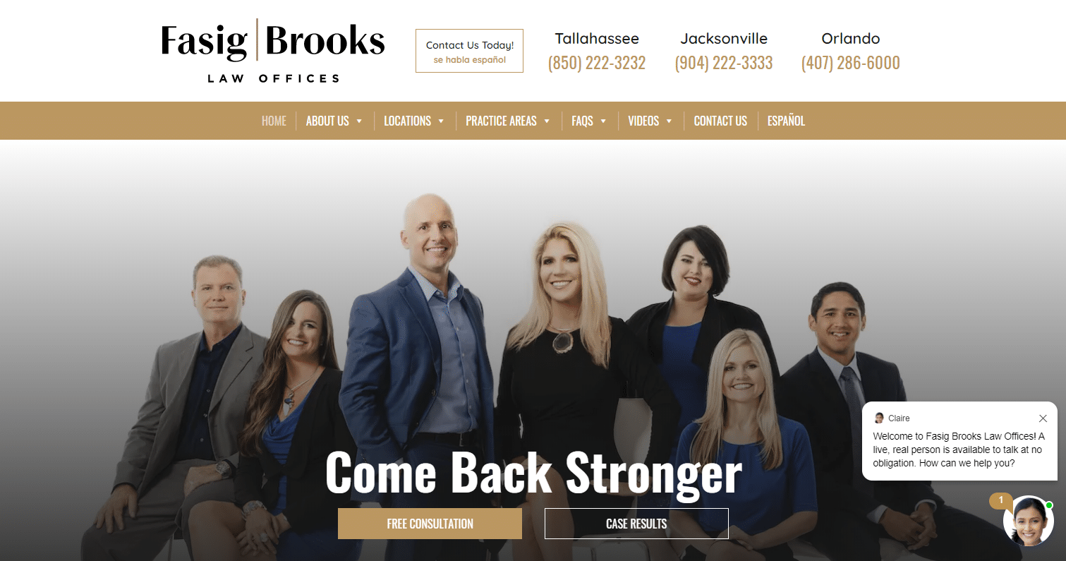 Fasig & Brooks Law Offices