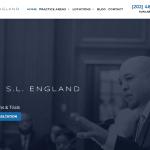 S.L. England, PLLC Website