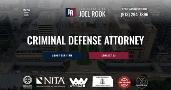 Law Offices of Joel Rook Web Design