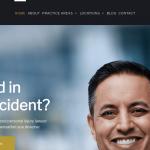 Injury Trial Lawyers, APC Website