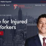 Jesse Minc Personal Injury Law Website