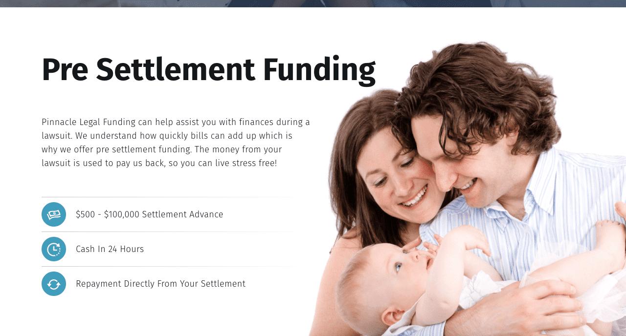 Pinnacle Legal Funding