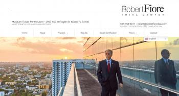 Robert J. Fiore, B.C.S Web Design
