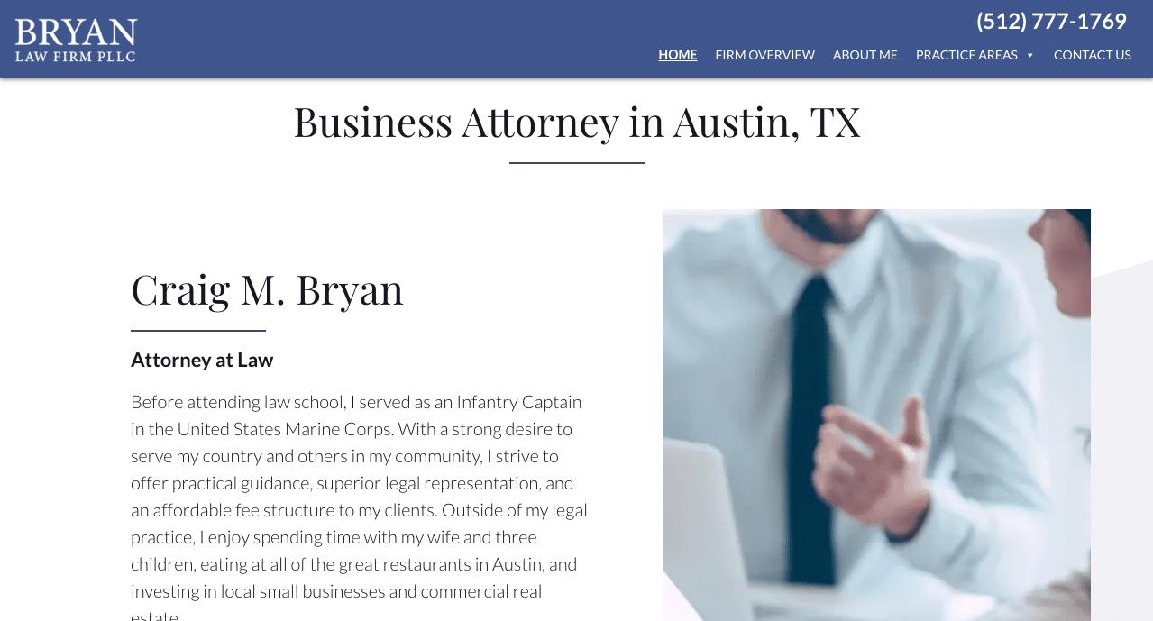 Bryan Law Firm PLLC
