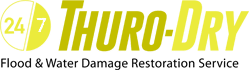 Thuro-Dry Flood & Water Damage Restoration Services