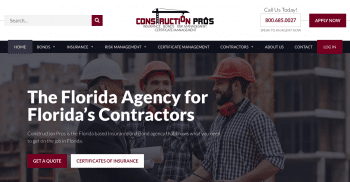 Construction Pros Web Design