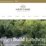 Heritage Design & Build Southeast Website