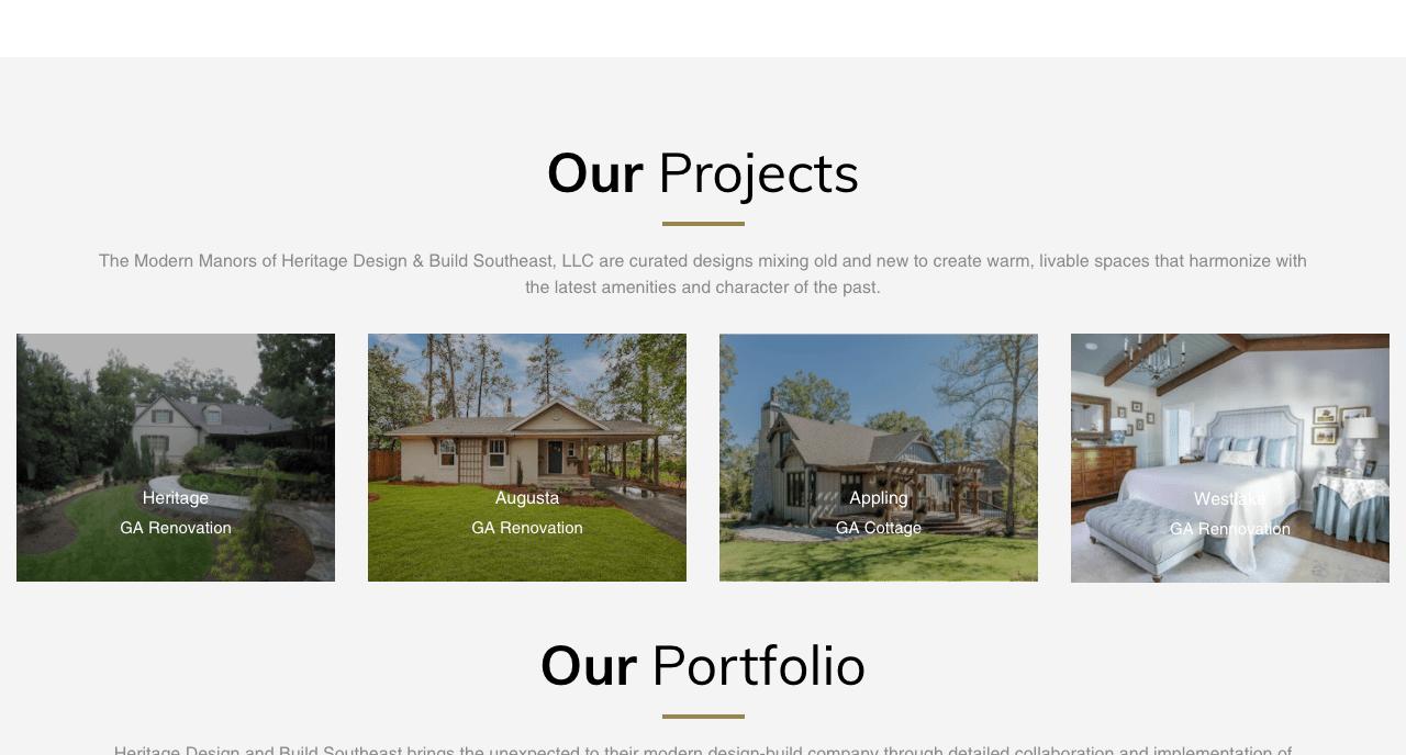 Heritage Design & Build Southeast