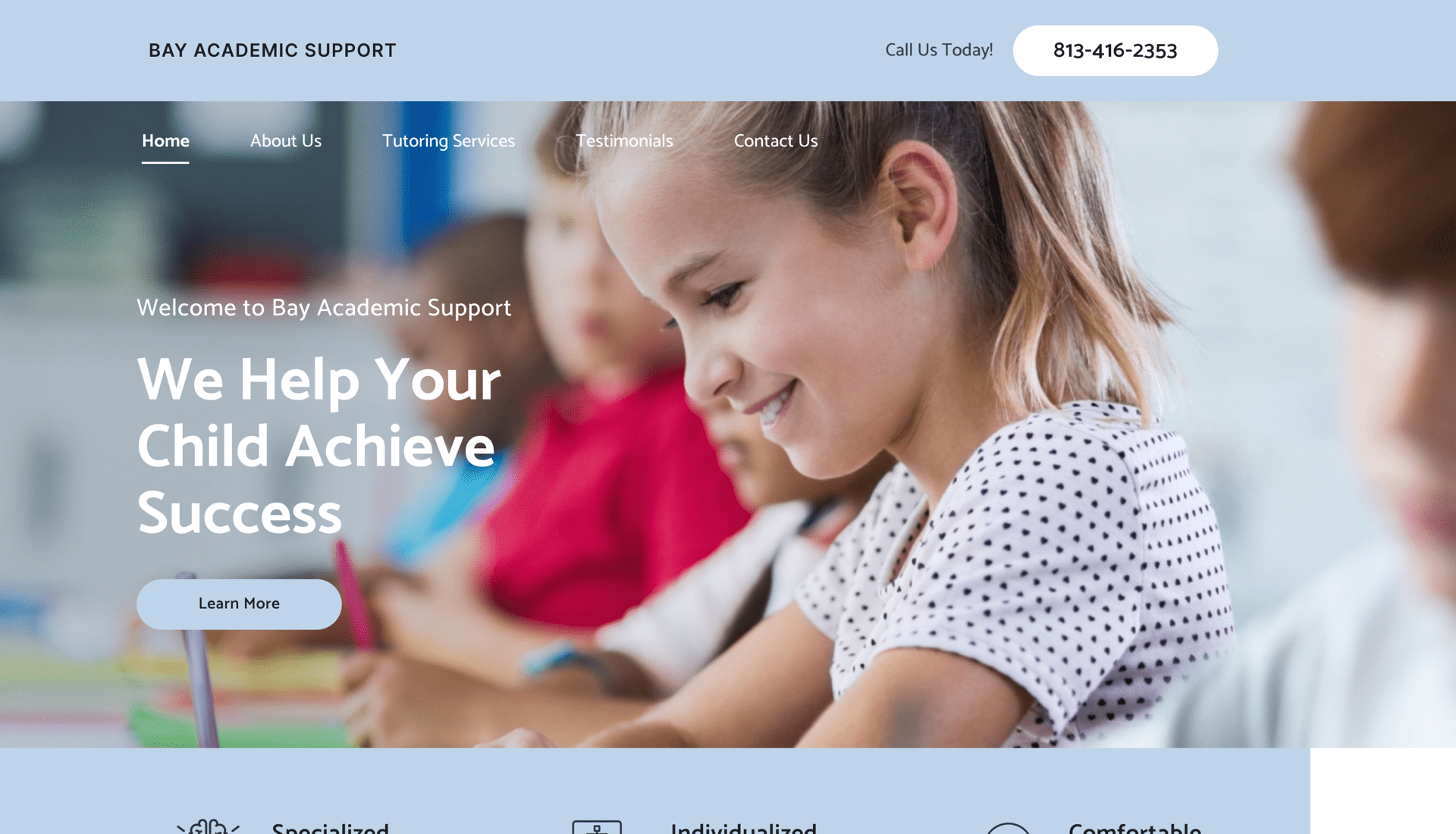 Bay Academic Support
