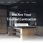 Home Care Contractors Website
