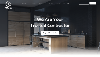 Home Care Contractors Web Design