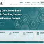 Hope Public Adjusters Website