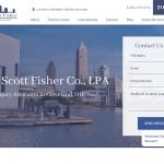 Lowe Scott Fisher Co., LPA Website
