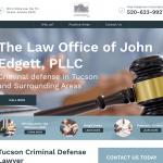 John Edgett Law Website