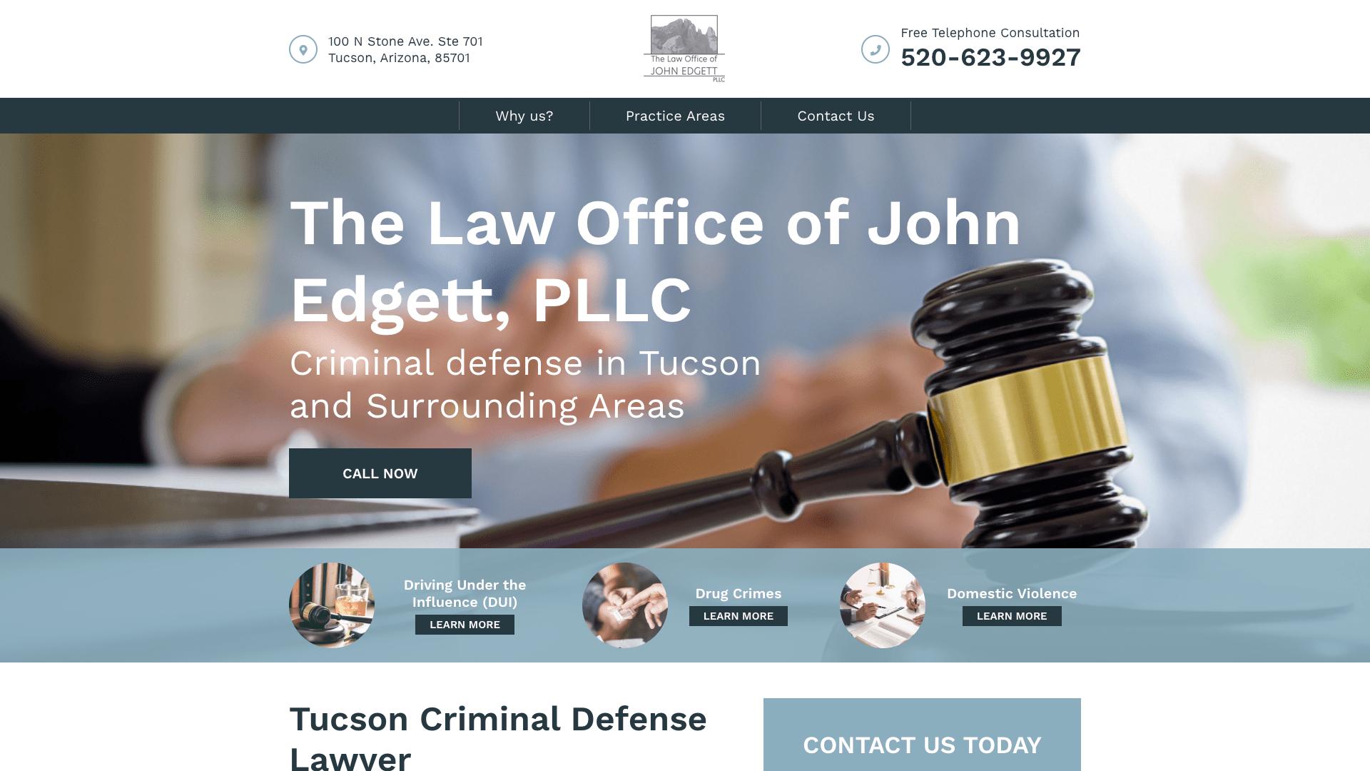John Edgett Law